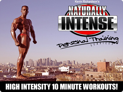 Naturally Intense Training